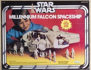 STAR WARS 1970's 80's TOY COMMERCIALS ON DVD