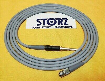 Karl Storz 495nd Endoscopy Fiber Optic Cable