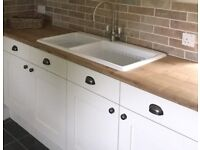 Nobilia German Worktop. Brand New still in wrapping. 3.5 Metre Length