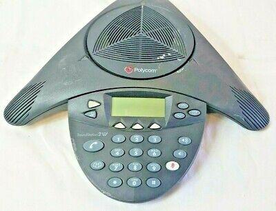 Polycom Soundstation Wireless Conference Phone 2w 2201-67800-160