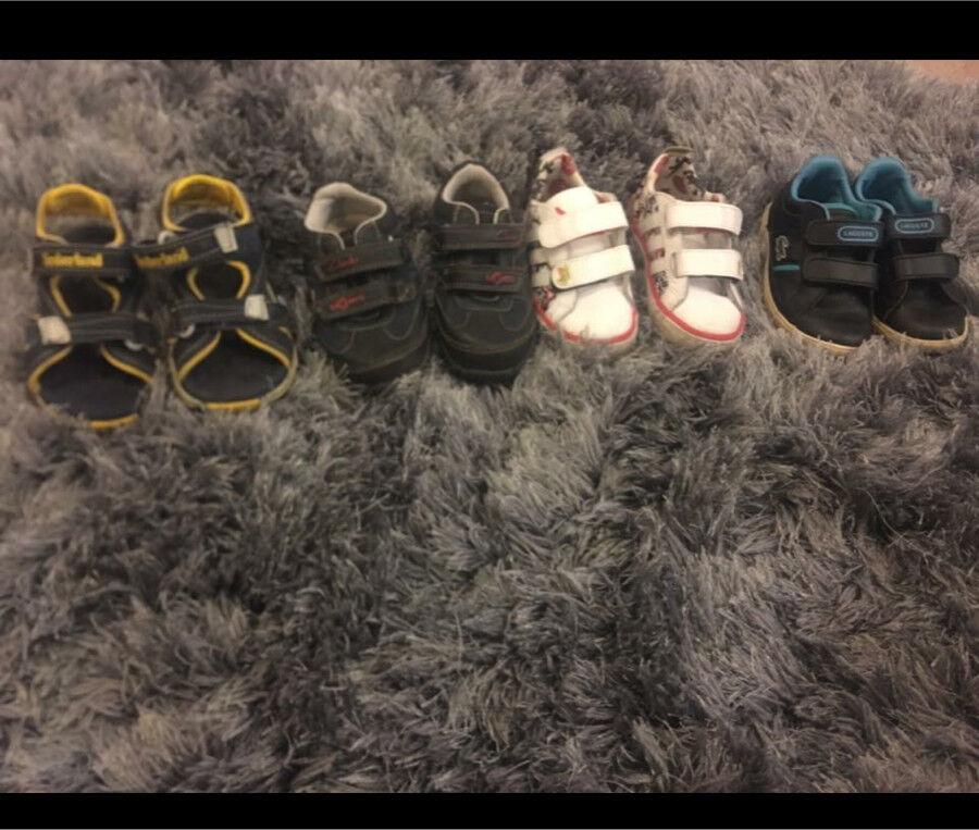 Bundle of Children's Shoes Sz 6