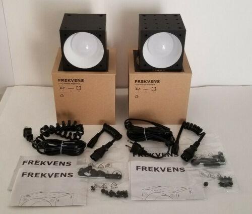 IKEA Frekvens Teenage Engineering LED Spotlights *BUNDLE OF TWO*