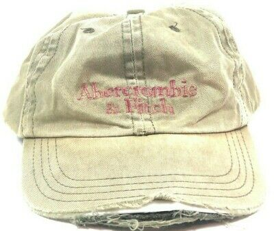 Abercrombie & Fitch Adjustable Hat