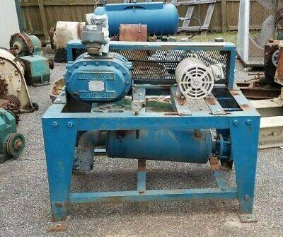 Big Jack Blower Industrial Blower Series A44c 9701hl02n W Sterling Motor 5hp