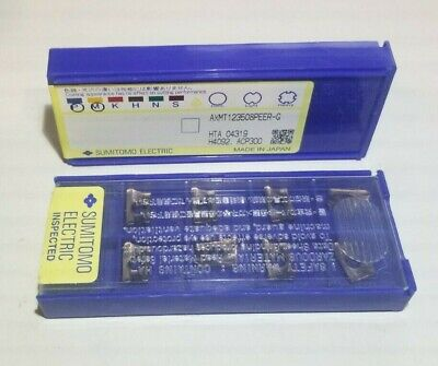 Axmt 120508peer G Acp300 Sumitomo 10 Inserts Factory Pack
