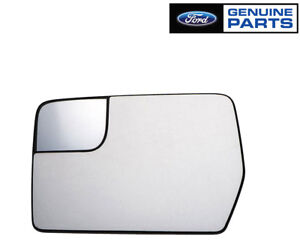 Oem Ford   Ford F  Driver Side View Mirror Glass W