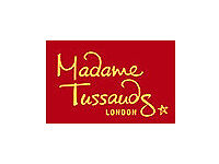 Madame Tussauds.Two tickets 10 pounds each. Thursday 15 of March