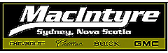 Macintyre Chevrolet-Olds Limited
