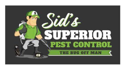 Sid's Superior Pest Control