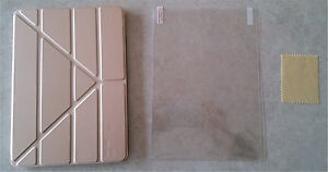 Brand New iPad Air 2 Protector + Screen Protector & Wipe