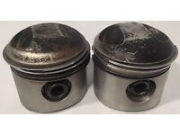 """22141-74A NEW .040 Piston for Harley-Davidson Big Twins 74/"""" 1941 Oversized"""
