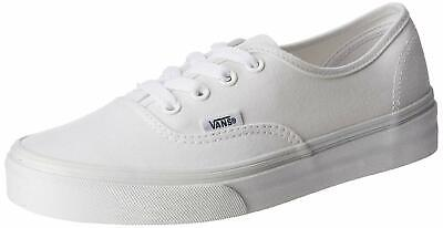 Vans AUTHENTIC Mens True White VN000EE3W00 Lace Up Shoes