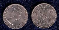 Belize 50 Cent 19746cu/ni Fdc British Honduras Mrm -  - ebay.it