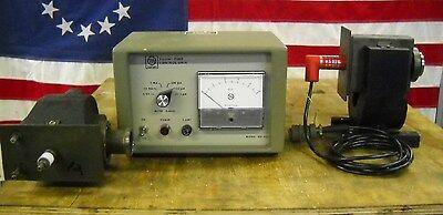 Varian 5 Kilovolt Vaclon Pump Control Unit No. 921-0015 Two Ion Pumps