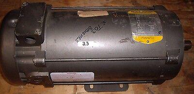 Baldor Motor 2 Hp 1750 Rpm  Cdp3585 180 Volt Dc T1