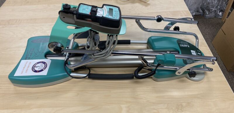 Kinetec Spectra Knee CPM Machine.  Continuous Passive Motion!