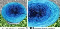 Bobbel Farbverlaufsgarn Lacegarn 3/4/5-fädig häkeln stricken Niedersachsen - Moringen Vorschau