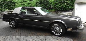 Buick riviera 2 dr coupe 1983