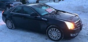 2010 CADILLAC CTS4 AWD, only 84000 km