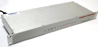 Brandywine Comm Nfs-220 Network Ready Gps Time Frequency Standard 16ch Tested