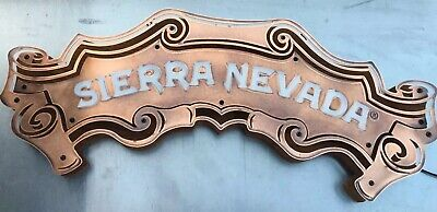 SIERRA NEVADA BREWING ALE NEON LED BEER SIGN ZEON CALIFORNIA IPA TORPEDO RARE U Sierra Nevada Ipa