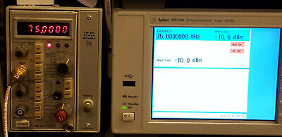 Tektronix Dc503 100mhz Frequency Counter Plug In For Tm500 Frames