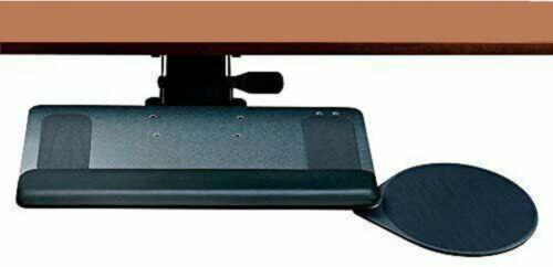 Humanscale 4G 811RG Platform Ergonomic Keyboard Tray and Gel Palm Rest