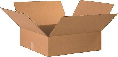 Si Products 20 X 20 X 6 Shipping Boxes 32 Ect Brown 202006