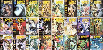 24 verschiedene Schwermetall Hefte Nr.169 - 220 Softcover in Topzustand !!!