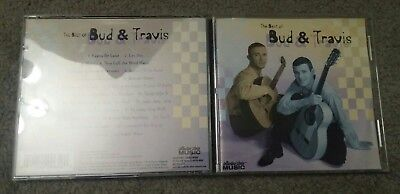 The Best of Bud & Travis - rare 1998 Collectors' Choice CD - some wear to disc (The Best Of Buds)