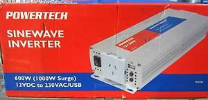 POWERTECH SINEWAVE INVERTER in BOX - LIKE NEW Miller Liverpool Area Preview