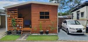Unique Red Cedar Cabin for Sale