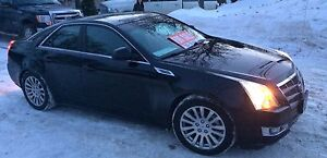 2010 CTS AWD SEDAN EXCELLENT CONDITION only 83500 km