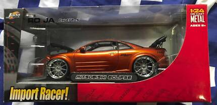 JADA 1/24 SCALE DIE-CAST (JDM AND MUSCLE CARS)