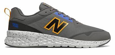 New Balance Men's Fresh Foam 515 Sport v2 Shoes Grey with Ye
