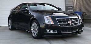 Cadillac CTS4 Coupe AWD (Premium Edition)