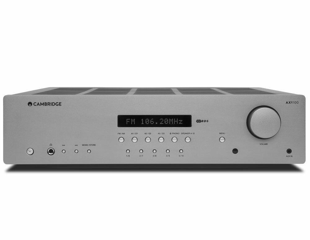 Cambridge Audio AXR100 FM/AM Stereo Receiver - Refurbished
