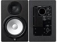 NEW!!!Yamaha HS8 Studio Monitors (pair)