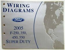2005 Ford F-250 350 450 550 Super Duty Pickup Electrical ...