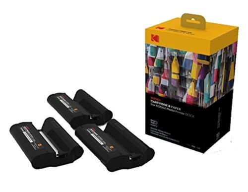 Kodak Dock & Wi-Fi Photo Printer Cartridge PHC – Cartridge