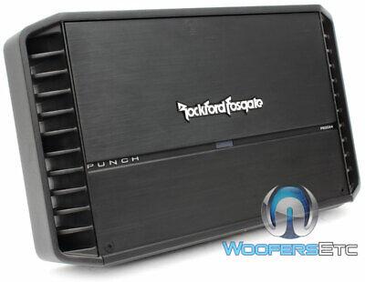 Rockford Fosgate P600X4 Punch 4-Channel Amplifier
