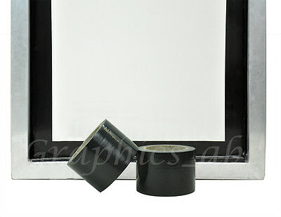 3 Block Out Tape Silk Screen Printing - 3 X 40 Yards - 2 Rolls Blackout