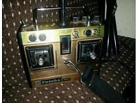 Futaba vintage transmitter/rc car/