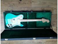 Fender 72 Telecaster Deluxe with hardcase