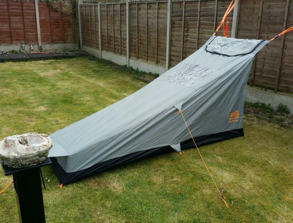 One Man Tent : Khyam one man tent in shirley west midlands gumtree