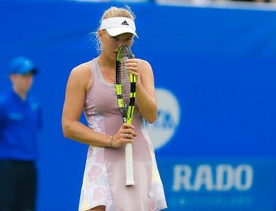 Adidas Barricade Dress Caroline Wozniacki Aegon Open 2016  Ai0707