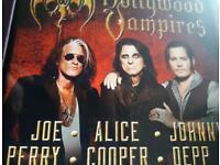 Hollywood Vampires 20th June