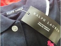 Ralph Lauren 9-12 months baby dress