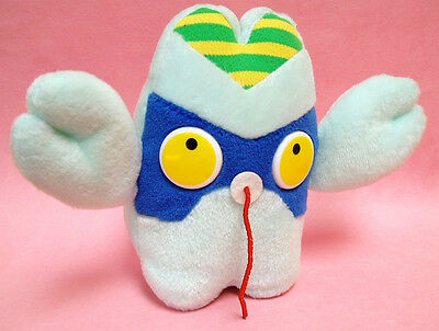 Plush Powered Baltan Seijin Ultraman Banpresto 1991 6 Inches Tall Ultra Seven