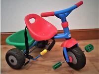 3-wheel kids tricycle/trike